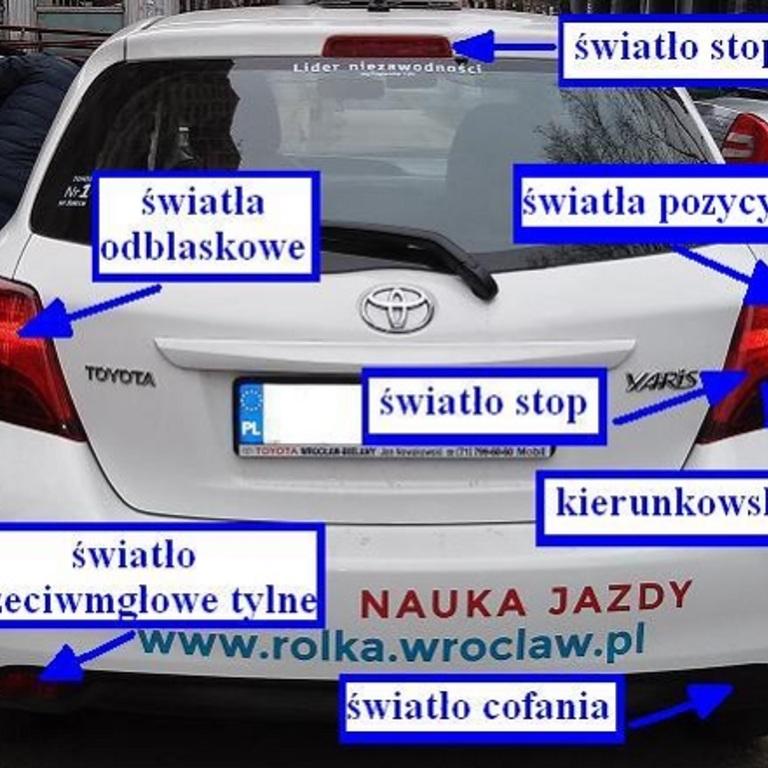 Czynności kontrolno-obsługowe Toyota Yaris